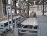 Clarabóias de plástico reforçado por máquina máquina de fazer do painel da ilharga