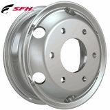 Polier- und geschmiedete Aluminiumlegierung-LKW-Rad-Felge (22.5X9.00)