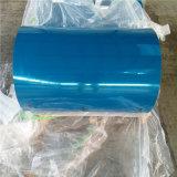 Pellicola blu di vendita calda dell'animale domestico della versione del silicone