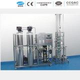 Pianta pura dell'attrezzatura di produzione dell'acqua di osmosi d'inversione di industrie da vendere