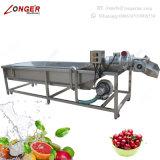 Wasmachine van de Aardappel van de Wasmachine van de Selderie van de Peper van Commerical de Schonere