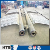 China Fabricante Manifold Boiler Header para paneles de pared de agua