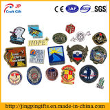 Custom Soft Emmalle Badges Metal Lapel Pin para brindes promocionais