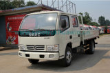Double Row CabinのDFAC 82HP 4X2 Cargo Truck Payload 1.5 Ton