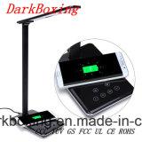 La batería del teléfono inalámbrico USB Cargador de emergencia no hay luz estroboscópica de lámpara de mesa