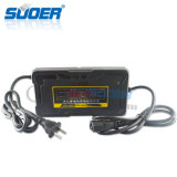 O volt 8.9A de Suoer 48 jejua carregador de bateria esperto do carro para o veículo eléctrico (SON-4880D)
