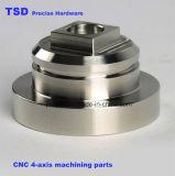 L'usinage CNC, les pièces métalliques de la transformation, de développement atypique de pièces métalliques de la transformation, les pièces métalliques de précision le traitement de pièces, Five-Axis partie d'usinage CNC