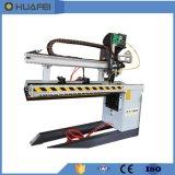Marca Huafei Hi-Q costura longitudinal de la soldadora MIG
