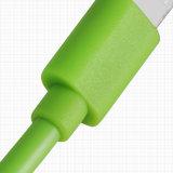 De kleurrijke pvc Geïsoleerde Kabel van de Last en van Gegevens USB voor Samsung