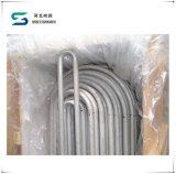 """Tubo en forma de """"u"""" de acero del acero inoxidable del cambiador de calor de las curvas en U de TP304/TP304L"""