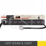 専門の投射8チャネル力シーケンスコントローラの音響設備