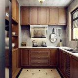 De aangepaste Amerikaanse Deuren van de Keukenkast van de Stijl van het Kabinet Houten Gelamineerde