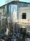 Máquina de secagem de pulverizador do leite e do café