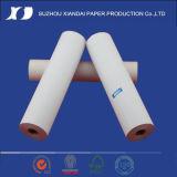 Pain thermique de papier de fax de courant ascendant du pain 257mm de papier de fax de pain de papier de fax