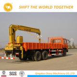 熱いSale10トンのトラックのクレーンによって取付けられるクレーン