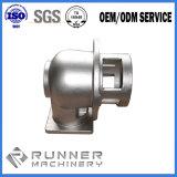 Kohlenstoffstahl-/Metall-/Eisen-Schwerkraft-Gussteil-Teile mit kundenspezifischem Service