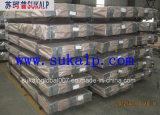 Chapa de aço ondulada galvanizada