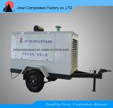 Compresor de aire portable de 8 barras con el mecanismo impulsor diesel
