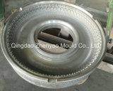 molde radial del neumático de la polimerización en cadena del molde del neumático del carro ligero del coche 205/75r15