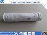 Custodia di filtro non tessuta del sacchetto filtro di PTFE per l'accumulazione di polvere con il campione libero