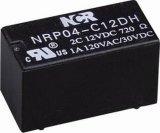 소형 PCB 릴레이 (NRP04)