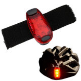 5 LED Helmet Bike Warning Safety Sports Light