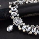 Het Kristal van de Daling van het Water van de Nauwsluitende halsketting van de Kraag van Boho parelt de Halsband van de Nauwsluitende halsketting