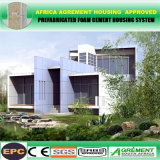 Casa Prefab dobro moderna das HOME modulares das garagens com estúdio da música