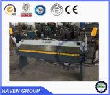 Type machine de dépliement et se pliante de plaque en acier de la main WH06-1.5X2540