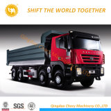 336HP 8X4 새로운 Hongyan Kingkan 덤프 팁 주는 사람 트럭