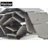 Union Har820 à chaînes bonne vendant les chaînes de convoyeur en plastique de dessus de lamelle