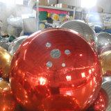 Aufblasbare Spiegel-Kugel für Weihnachten