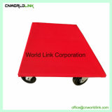 Outil de déplacement de la plate-forme de patinage à roues chariot boisées