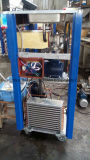 Neues heißes Verkaufs-Edelstahl-Handelscer-anerkannte Eiscreme, die Maschine herstellt