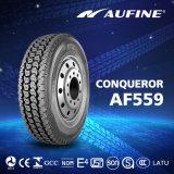 Neumático europeo 11r22.5 315/80r22.5 295/80r22.5 del carro de la calidad con los lates centímetro cúbico de Nom