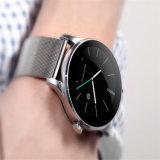 Teléfono móvil del reloj elegante de Gelbert K88h Bluetooth para el hombre