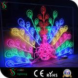 2D Luz ao ar livre impermeável da decoração do Natal