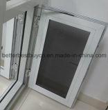 Bestes Preis-Qualitäts-Aluminiumlegierung-Flügelfenster-Fenster