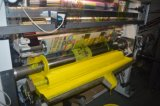 Velocidade máxima de 250m. Máquina de impressão de alta velocidade mínima do Rotogravure