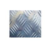 Il diamante Aluminio riveste il piatto Checkered