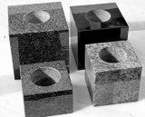 De Vazen van de Bloem van het graniet voor Grafstenen