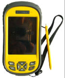 Dgps Handheld Gis Collector mit Professional Gis Software Qminimp Field Data Logger