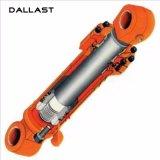 기중기 Parker 유형 피스톤 유압 펌프 액압 실린더 각자 건립