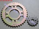 軽い後部ハブの主要なスイッチキーセットを回すYogのオートバイの通りのバイクの予備品Cg125 150ccモーターエンジンシリンダーAkt 125 Ft125 Ft150の自由の側面ミラー