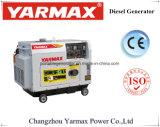 Forte potere & generatore diesel portatile silenzioso di Yarmax