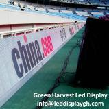 P10 P16 P20 LEIDENE van de Perimeter van het Stadion van Sporten Vertoning