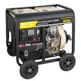 6kw de faibles émissions diesel Type de groupe électrogène (ouvert)