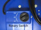 24 polegadas Commercial High Velocity Rolling Industrial Drum Floor Fan ventilador ventilador ventilador ventilador