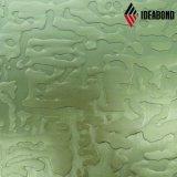 Material decorativo Pre-Paint PVDF Bobina de alumínio com preço competitivo