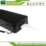 Batería externa recargable del USB de Powerpack